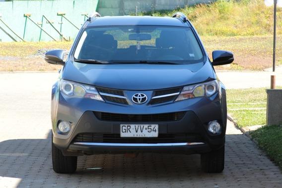 Toyota Rav4 Super Lujo At Motor 2.5 2014