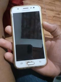 Samsung Galaxy J5 , Branco 16 Gb De Memória Interna ,2gb Ram