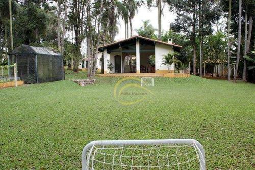 Imagem 1 de 30 de Chácara Residencial À Venda, Loteamento Amaro Padilha, Tatuí - Ch0005. - Ch0005
