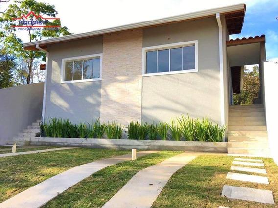 Casa À Venda, 56 M² Por R$ 210.000,00 - Jardim São Felipe - Atibaia/sp - Ca3628