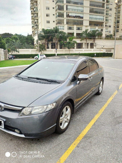 Honda New Civic Exs 2007 Automático Gasolina