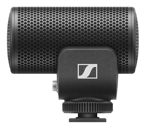 Imagen 1 de 9 de Micrófono Sennheiser Mke 200 Para Cámara