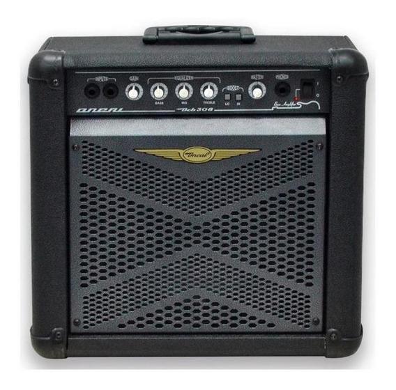 Amplificador Baixo Oneal Ocb-308 Preto - 40w Rms Bivolt