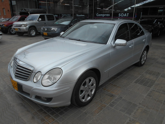 Mercedes Benz E 200k