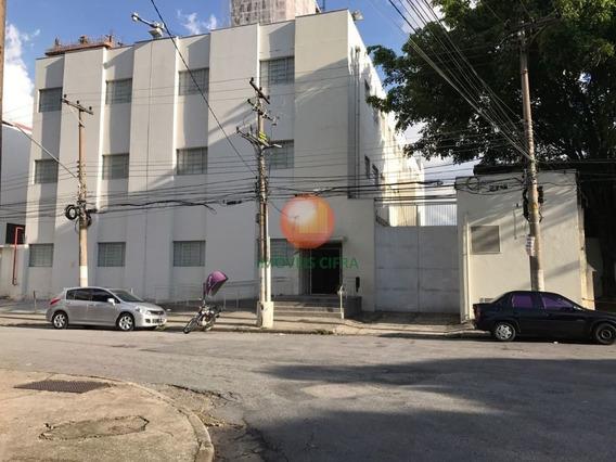 Prédio Monousuário - Barra Funda - 3 Pav. De 951 M2 - Próximo Ao Metro Barra Funda Marg, Tiete - Ic17747