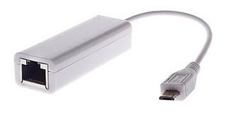 Micro Usb A Ethernet Rj45 Hembra Nippon America