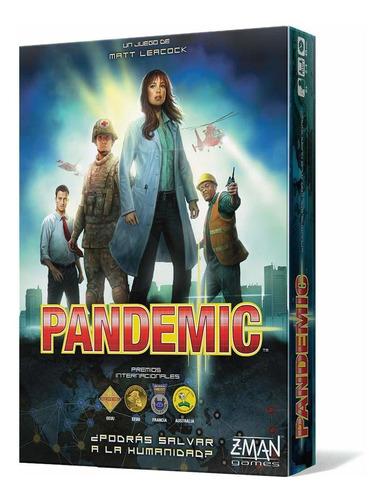 Asmodee - Pandemic Base