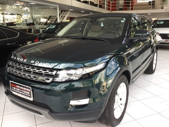 Land Rover Range Rover Evoque 2.0 Pure 16v Gasolina 4p Autom