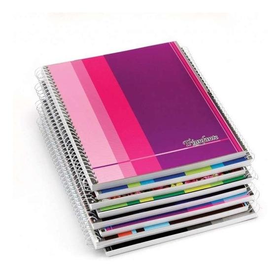 Cuaderno Universitario Rayado O Cuadriculado A4 X 5 Unidades