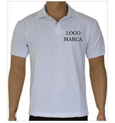 Kit 14 Camiseta Gola Polo Personalizada Empresa Bordada