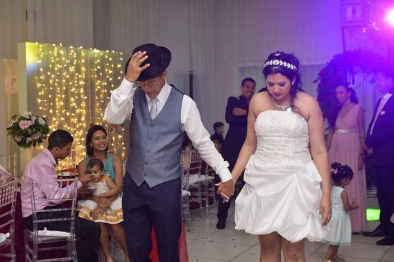 Vestido De Noiva Curto , Tomara Que Caia.