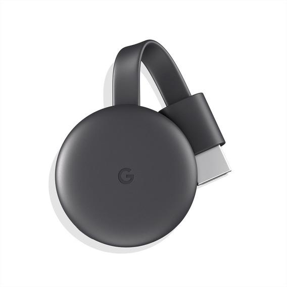 Google Chromecast 3° Geração Full Hd 1080p