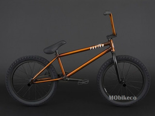 Bicicleta Bmx Fly Proton Trans Orange Color