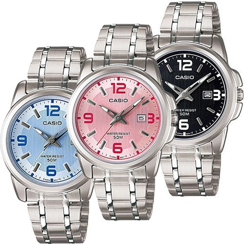 1fe0983ec04a Reloj Casio Dama Ltp 1314 - Relojes en Mercado Libre México