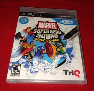 Marvel Super Hero Squad: Comic Combat - Ps3 Nuevo Sellado