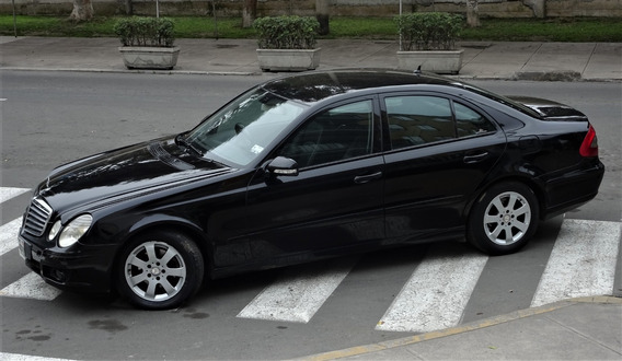Como Nuevo Mercedes E200 2008