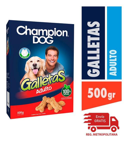 Champion Dog Galleta Clásica 12 X 500 G