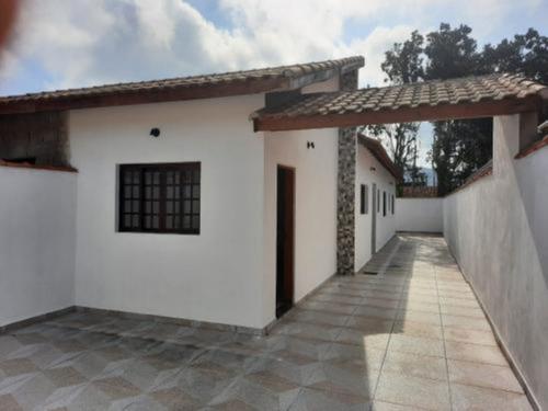 Imagem 1 de 10 de Casa Com 2 Quartos, Lado Serra Em Itanhaém-sp   8176-pc