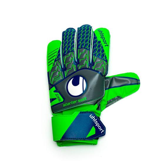 Guantes Futbol Tensiongreen Starter Sotf - Uhlsport