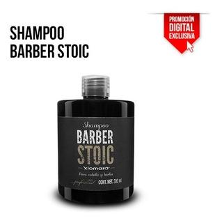 Shampoo (barber Stoic).