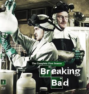 Serie Completa Breaking Bad Bluray + El Camino Bluray