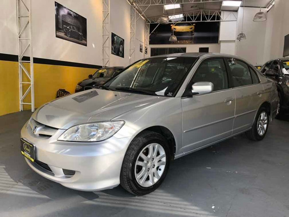 Honda Civic 2004 1.7 Lx 4p