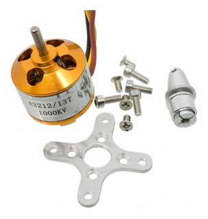 Motor Brushless A2212 1000kv Ideal Para Drone.