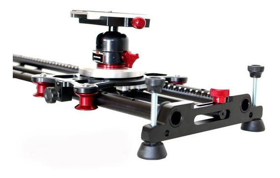 Maxigrua Slider Doly Pro Line Dslr 80cm + Cabeca Youtuber
