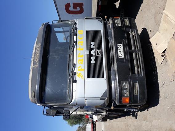Camion Man 26.603 Motor V10