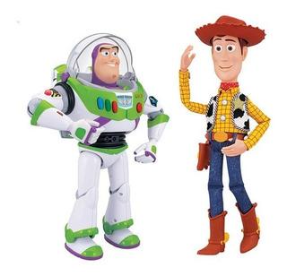 Woody Y Buzz Toy Story, Juego Interactivo Hablan En Español