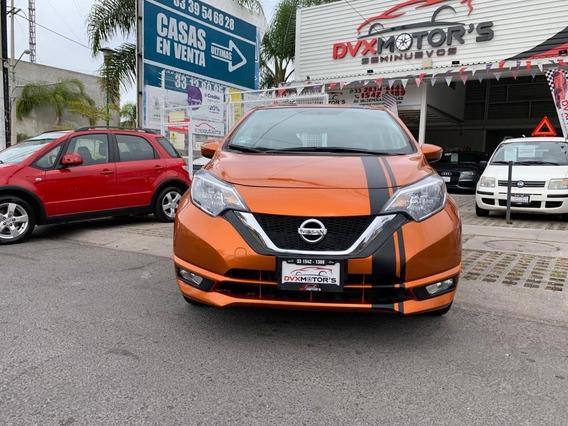 Nissan Note Sr 2018