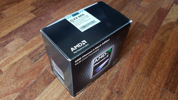 Amd Phenom Il X4 965 Black Edition