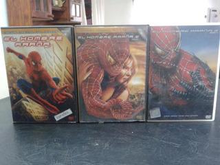 Spiderman Coleccion-san Raimi-dvd-2002