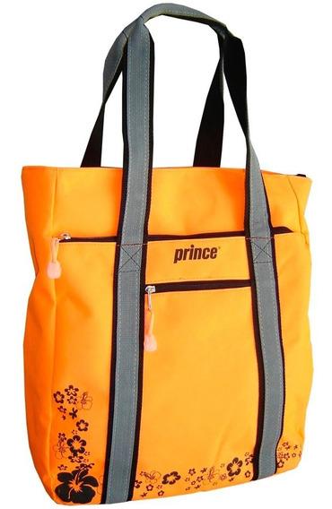 Cartera Prince Dama Tote Naranja