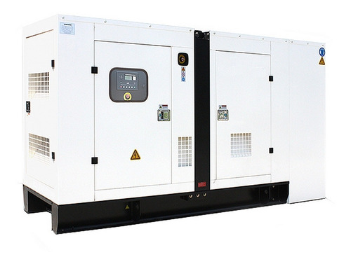 Grupo Electrógeno Generador Cummins 44kva Cabinado Diesel