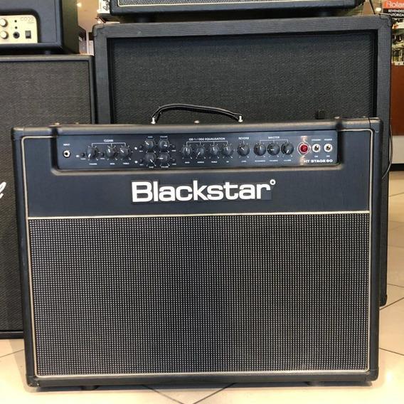 Amplificador Blackstar Ht Stage 60 2x12 Ótimo Estado!