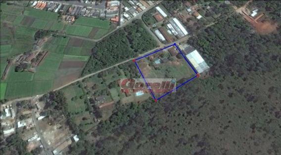 Área À Venda, 8000 M² Por R$ 2.800.000 - Perobal - Arujá/sp - Ar0103