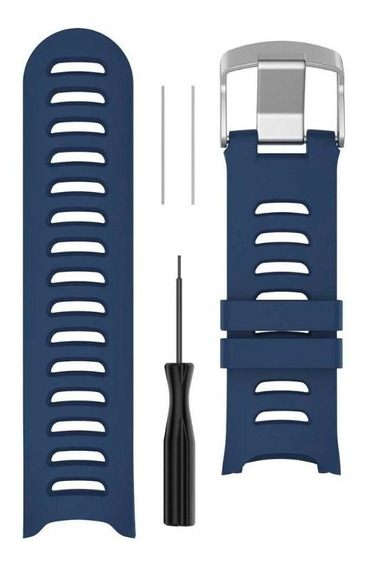 Pulseira De Reposição Garmin Forerunner 610 Azul