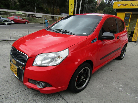 Chevrolet Aveo Emotion Gti Mt 1600