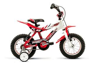 Bicicleta Raleigh Niño Mxr Rodado 12 - Star Cicles