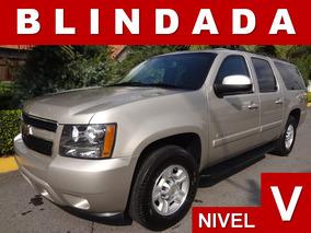 Suburban Blindada Nivel 5 Camioneta Con Blindaje