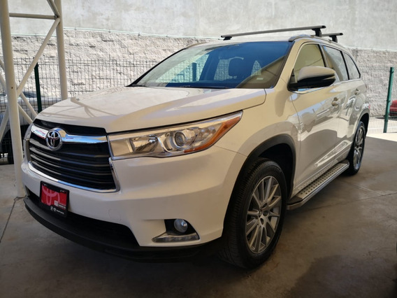 Toyota Highlander Ltd Blue Ray