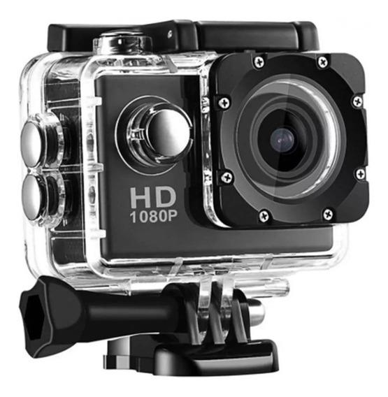 Action Cam Go Sports Pro 1080p Hd Prova D