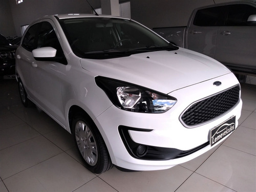 Ford Novo Ka Se 1.5 12v Aut 6m