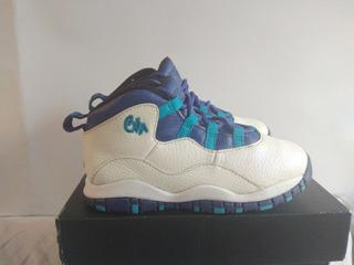 Nike Air Jordan 10 Retro 10 Charlotte 16 Cm