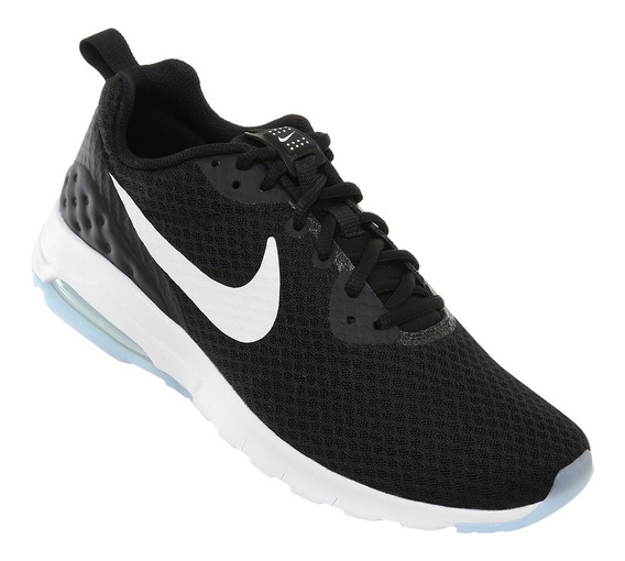 Tenis Nike Air Max Motion Negro/blanco 833260 010