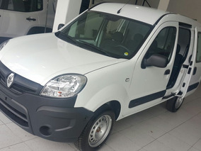 Renault Kangoo Authentique Plus, Anticipo + Cuotas + Tasa 0%