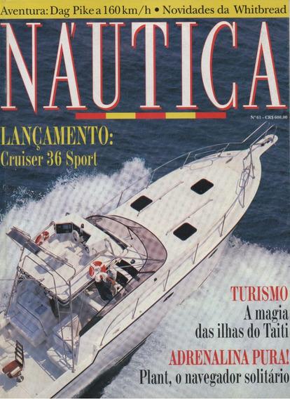 Náutica Nº61 Cruiser 36 Sport Victoria 14 Mike Plant