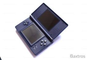 Console Original Nintendo Ds Lite + 100 Jogos + 8gb