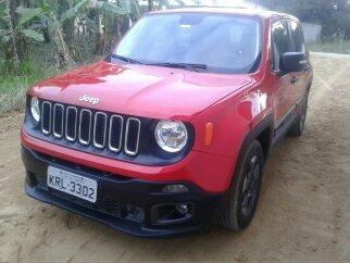 Jeep Renegade 1.8 Flex 5p 2016